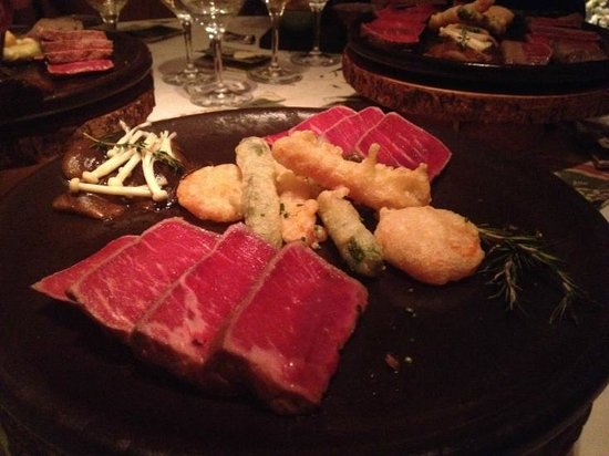 Minamo: gastronomic and theatrical experience