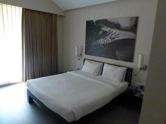 Whispering Palms Beach Resort: View of room 113