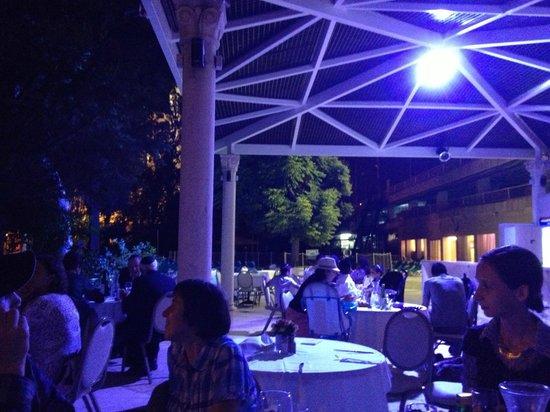 Jerusalem Gardens Hotel & Spa : Шаббат2