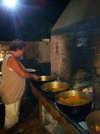 La Marmite - Restaurant Creole: Les chaudrons