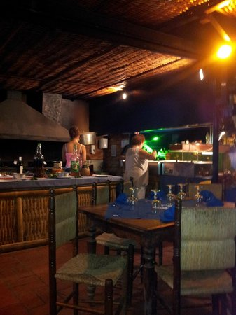 La Marmite - Restaurant Creole: Le restaurant