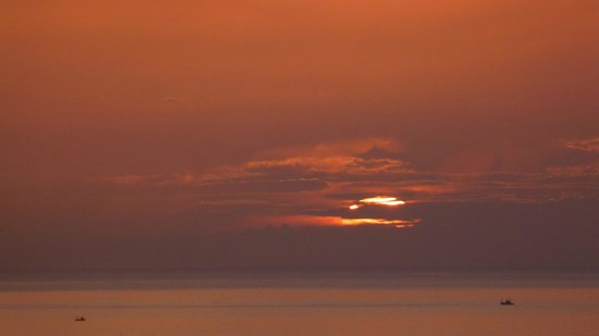 Vincci Seleccion La Plantacion del Sur: Superb sunsets from the room balcony