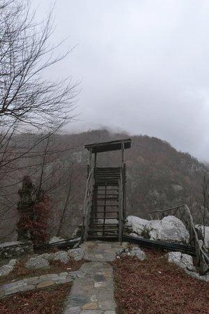 Mount Paiko: στραβοποταμος-ξυλινο παρατηριο