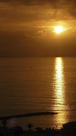 Vincci Seleccion La Plantacion del Sur: Magnificant sunsets from the room balcony
