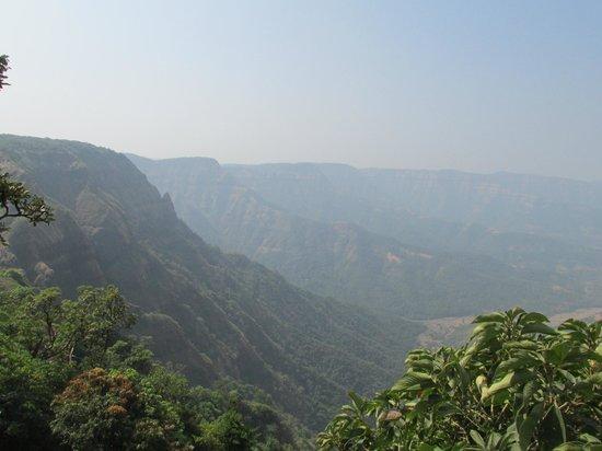 Amba, India: Sahyadri Range