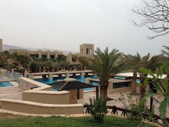 Holiday Inn Resort Dead Sea: Pool Area