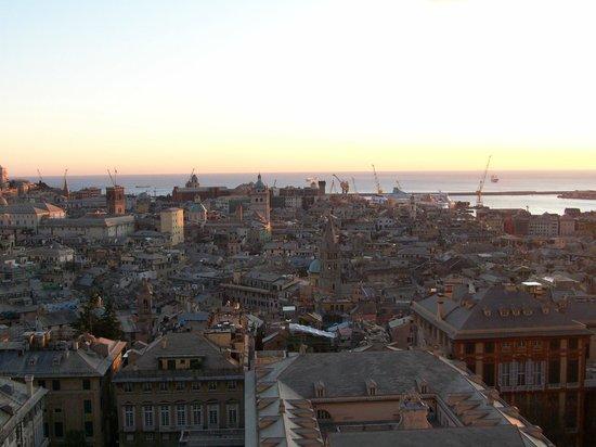 Spianata Castelletto : sunset