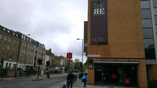 The RE London Shoreditch : Hotel