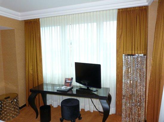 Savoy Hotel : Das Zimmer