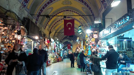 Real Istanbul Tours: Grand Bazaar