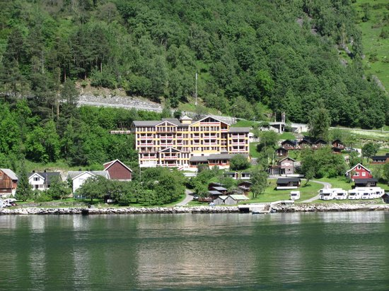 Grande Fjord Hotel: Hotel