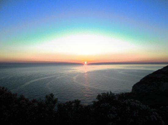 B&B Baia Scirocco: Adriatic Sunrise