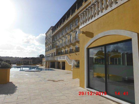 Dolce CampoReal Lisboa: Hotel