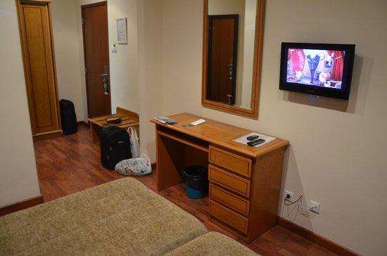 Avenida Park Hotel: Room