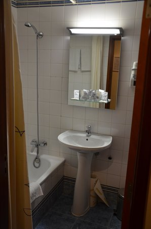 Avenida Park Hotel : Bathroom