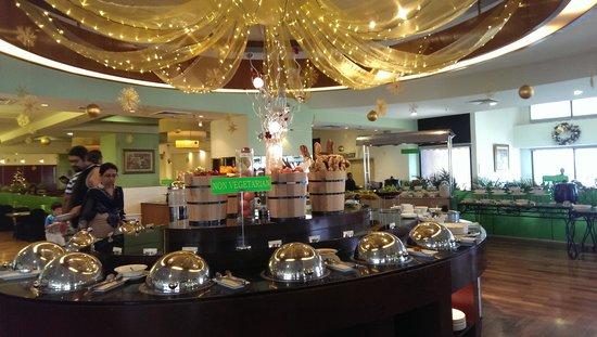 Berjaya Times Square Hotel, Kuala Lumpur : breakfast