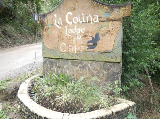 La Colina Lodge: welcome