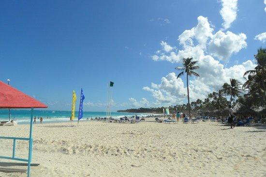 Caribe Club Princess Beach Resort & Spa: plage