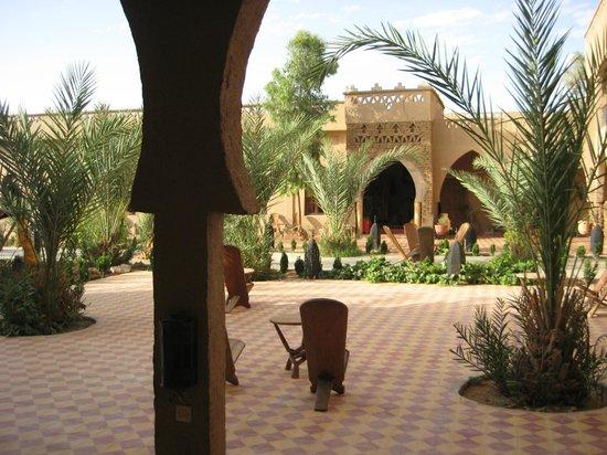 Hotel Nomad Palace: El interior del hotel