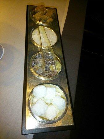 Lagrimas Negras: Azucar para cafés