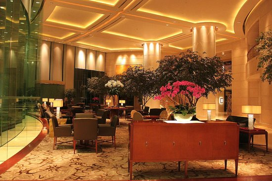 Grand Hyatt Beijing: Холл