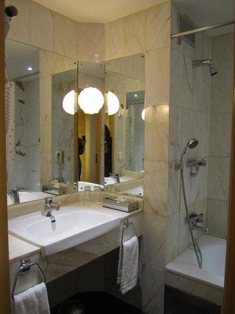 Radisson Blu Scandinavia Hotel, Gothenburg: Bathroom