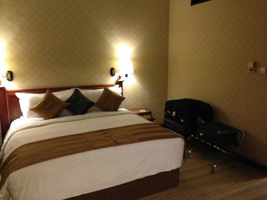 Crowne Plaza Zhengzhou Zhongzhou: bedroom