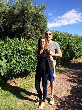 Gustavo Delucchi Wine Tours: Mendoza