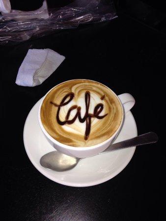 Rain Forest Cafe y Restaurant: Cafe en año nuevo