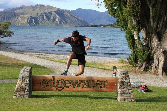 Edgewater: Having Fun