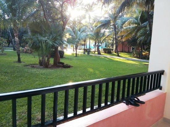 ClubHotel Riu Tequila: Vue du balcon