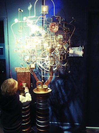 The MAD Museum: hands on exhibits