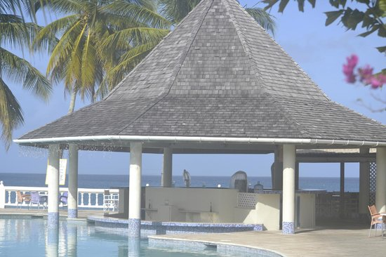 Turtle Beach by Rex Resorts: Pool Bar