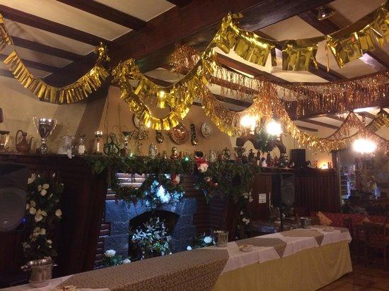 Hotel Adsera : Salón Fin de Año