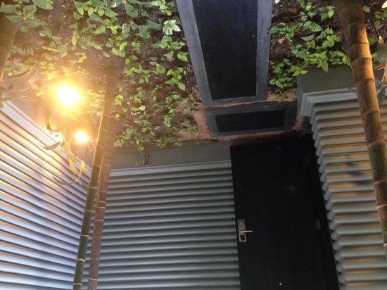 Shinta Mani Club: 'Secret garden' to the room