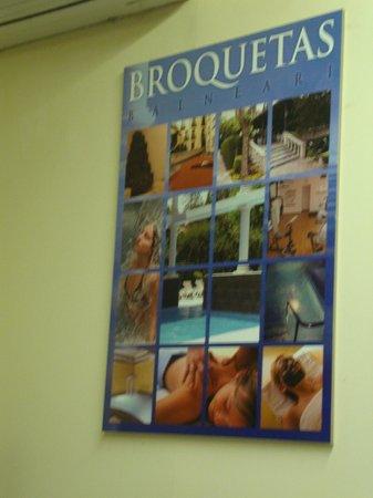 Hotel Balneario Broquetas: hotel broquetas