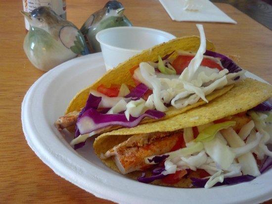 Village Food Emporium: Fish Tacos