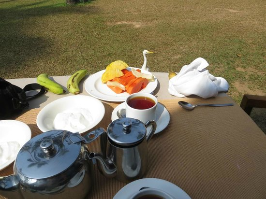 Heritance Ahungalla: A breakfast companion