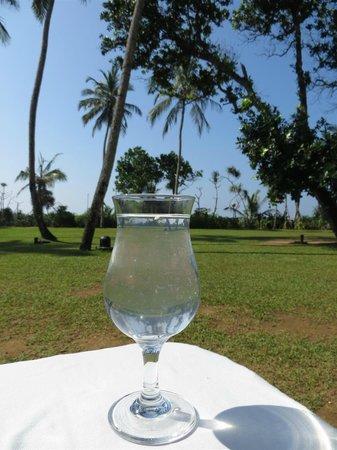 Heritance Ahungalla: Breakfast in the garden