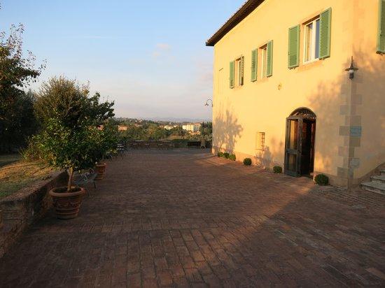 Palazzo di Valli : just breathtaking