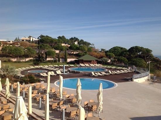 Grande Real Santa Eulália Resort & Hotel Spa: Pools