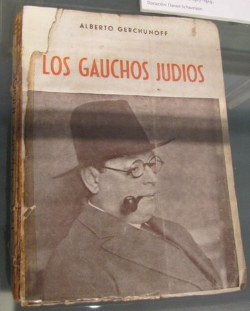 Jewish Museum of Buenos Aires: Jewish gauchos? You bet, in the museum.