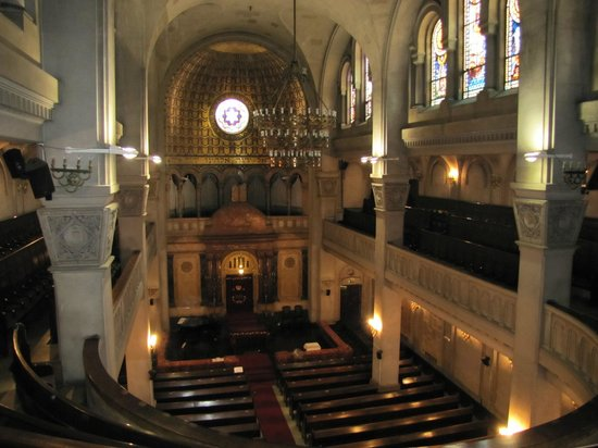 Jewish Museum of Buenos Aires: Magnificent sanctuary
