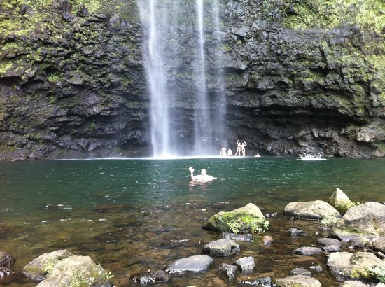 Hanakapiai Falls Swimming
