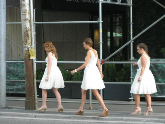 Yonge Street: Bridesmaids without the movie