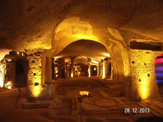 Catacombe di San Gennaro: Catacombe San Gennaro