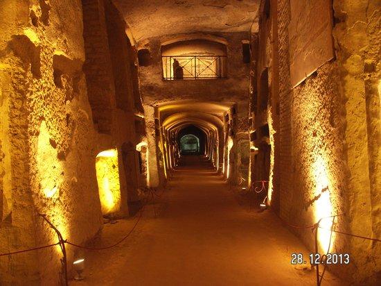 Catacombe di San Gennaro : Catacombe San Gennaro
