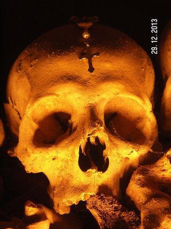Catacombe di San Gennaro : Cimitero delle Fontanelle