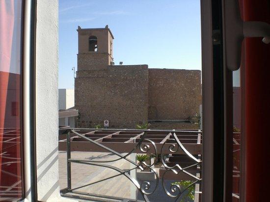 Hostal El Olivar : View from my room