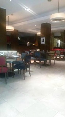 NH Buenos Aires City: buffet
